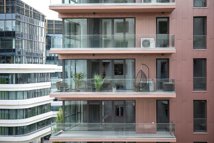 Semmi nem indokolja, hogy ne emeljenek árat a lakásfejlesztők (fotó: Cordia)