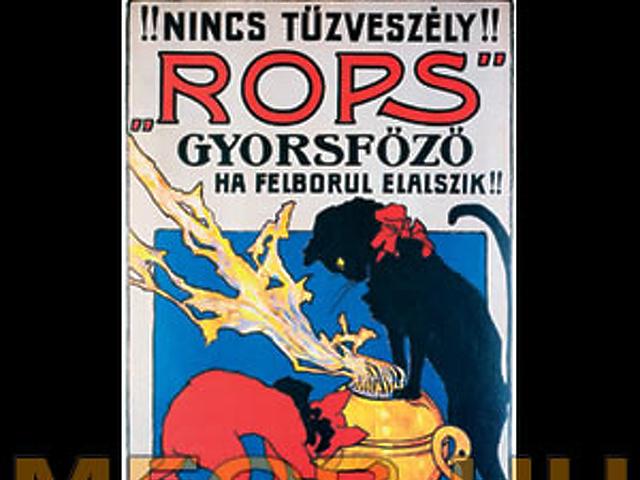 Régi idők plakátjai