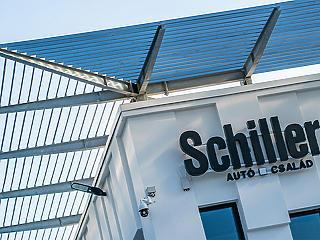 A Schiller Autó Család újpesti autós centruma maga a földre szállt autós mennyország