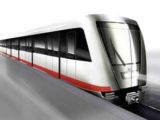 Gyöngyház-színű Alstom-villamosok