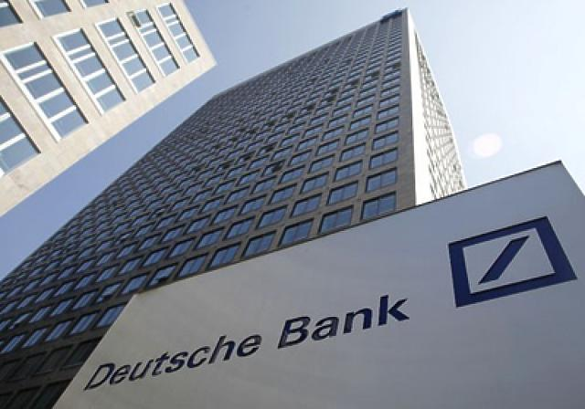 Újabb csapás a Deutsche Banknak