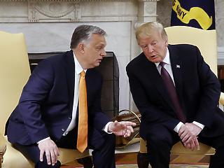 Így szerelte le Trump Orbán Viktor civilek elleni nyomulását