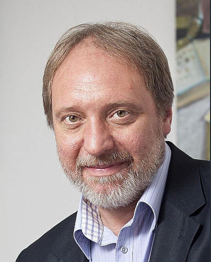 Králik György, az Orgware Kft. alapító ügyvezető igazgatója, egyben az Orvostechnikai Szövetség elnöke