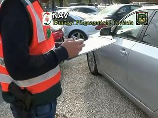 Autókereskedőkre csapott le a NAV – 1400 jármű biztosan érintett