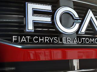 A Fiat Chrysler negyedéves profitja 35 százalékkal csökkent