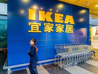 Bezárják az összes IKEA-t Kínában a koronavírus miatt