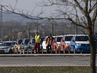 Történelmi zuhanás a magyar iparban: leállt a motor