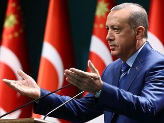 Erdogan a kukába dobta Trump levelét
