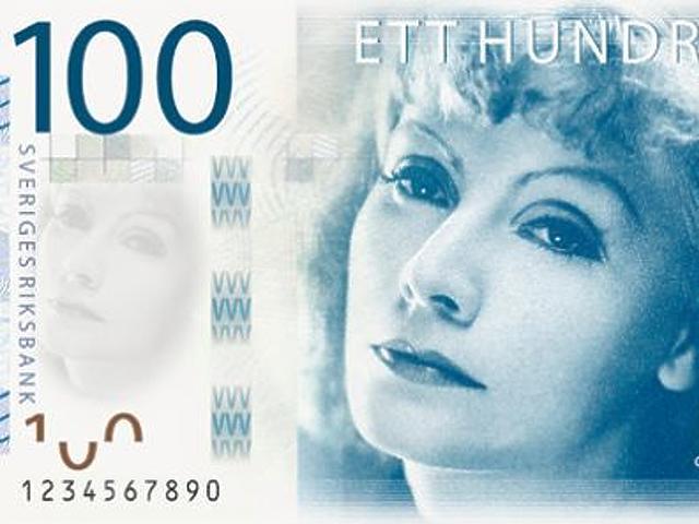 100 korona - Svédország