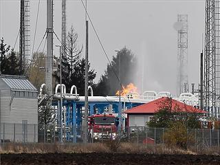 Eloltották a lángokat a hajdúszoboszlói gáztárolónál