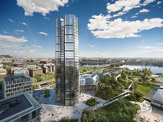 Maga a Fidesz tilthatja be a Mol felhőkarcolóját