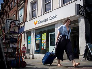 Online utazásszervezőként támadhat fel a Thomas Cook