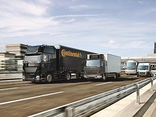 A Continental az ékszíjak teljes skáláját kínálja a haszonjárművek utángyártott piaca számára