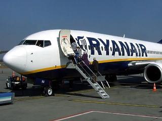 400 ezer utas foglalását törli a Ryanair