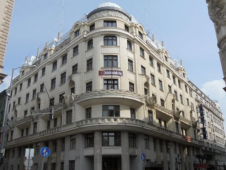 Műemlék-épületből luxusszálló