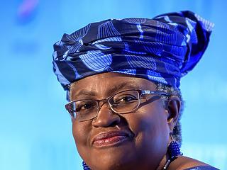 Egy afrikai hölgy került a WTO élére