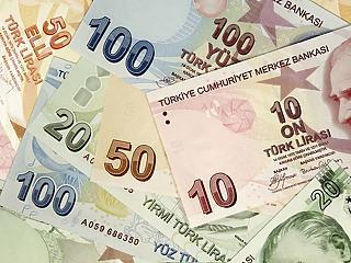 Mentené a lírát a török jegybank