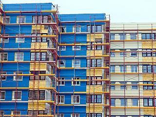 A hazai lakásállomány nagy része felújításra szorul