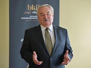 Lemondott a Budapesti Kereskedelmi és Iparkamara elnöke