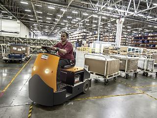 Hatmilliárdos logisztikai központot épített a Market