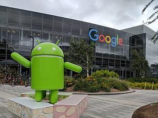 Szárnyalt a Google