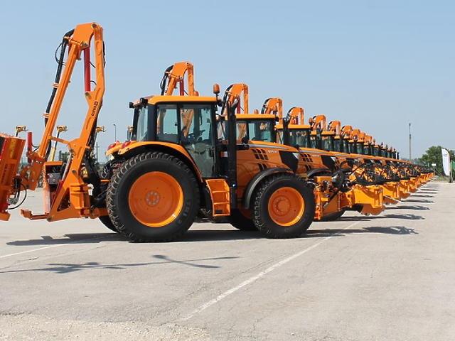 Ilyen John Deere traktorokkal találkozik majd az úton