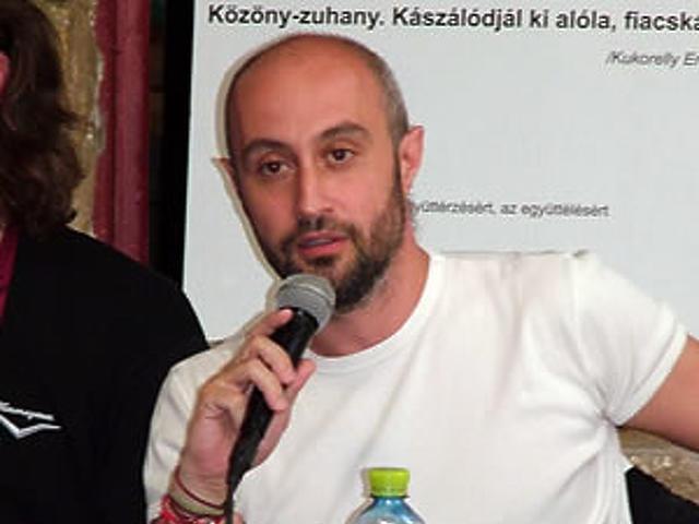 Fatér Barna, az ARC egyik alapítója