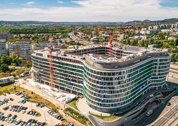 Hamarosan nyit a Doktor 24 új kórháza is. Fotó: doktor24.hu