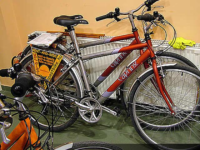 Citybike fiúknak