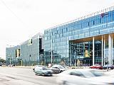 Fotók: Elkészült a Fradi stadion mellett a Telekom és a T-Systems új székháza