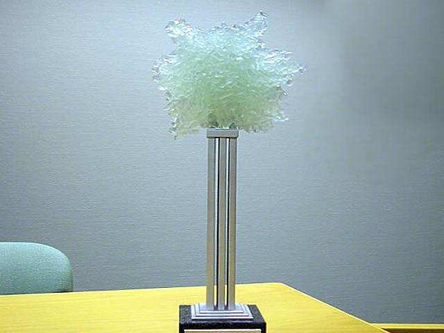 A győztes díja (Formanek Zsuzsa alkotása)