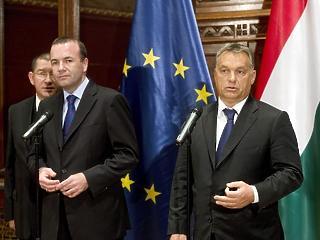 Arra van a kijárat: ma nagyot taszíthat a Fideszen az Európai Néppárt