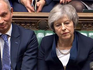 Harmadszor is visszadobta a brit parlament a kilépési megállapodást