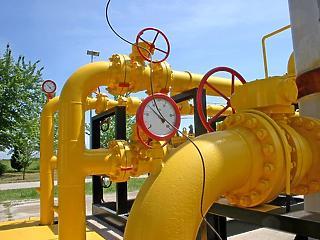Megemelt biztonsági készlet a hazai gáztározókban