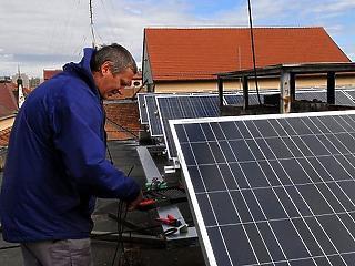 Megduplázódott tavaly a napenergia felhasználása