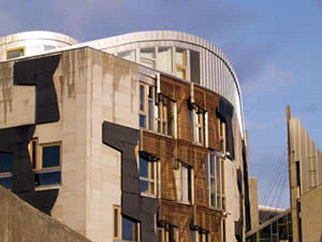 A skót parlament 1.