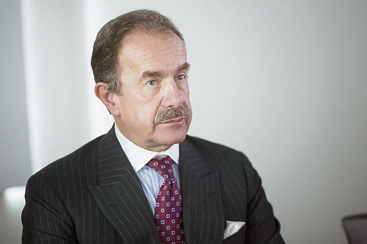 Heinrich Pecina (MTI / Mohai Balázs)