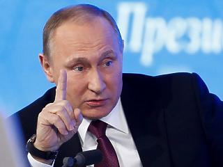 Putyin mentelmi joga örökre bevédve