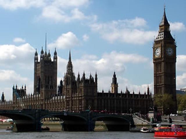 A Big Ben és a Parlament