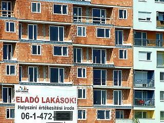 Tovább vágtatnak a budapesti lakásárak