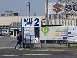 Erős évet zárt a magyar Suzuki gyár