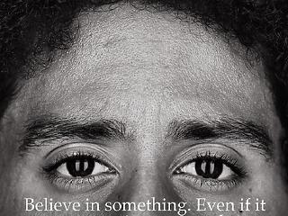 Darászfészekbe nyúlt a Nike a megosztó sztárral