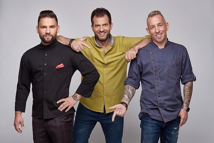 Ezúttal a séfek is főzni fognak a Konyhafőnök VIP-ben (Fotó: RTL Klub)