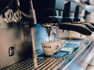 Magyarország kulcsfontosságú: Gyorsan és nagyot harapna a kávépiacba a Costa Coffee