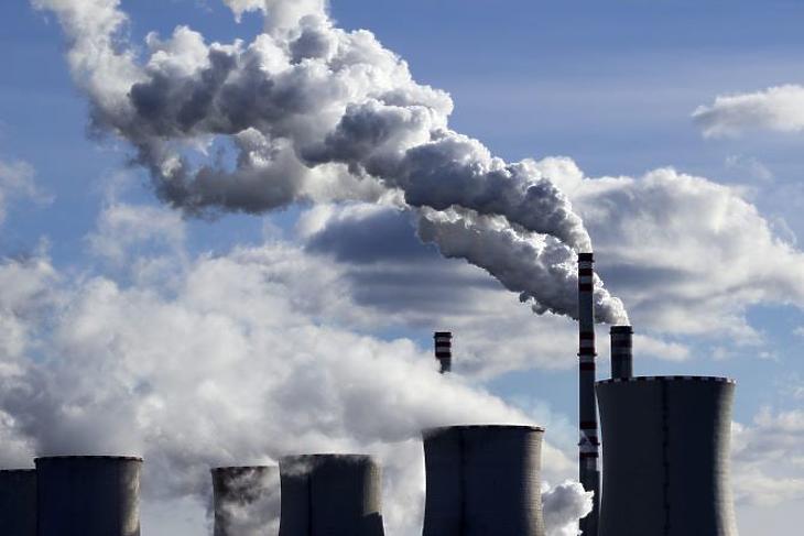 Kína azt ígéri, külföldön nem finanszíroz több szénerőművet. Fotó: Depositphotos