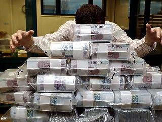 Zsiday Viktor: a pénz értékét veszíti mindennel szemben