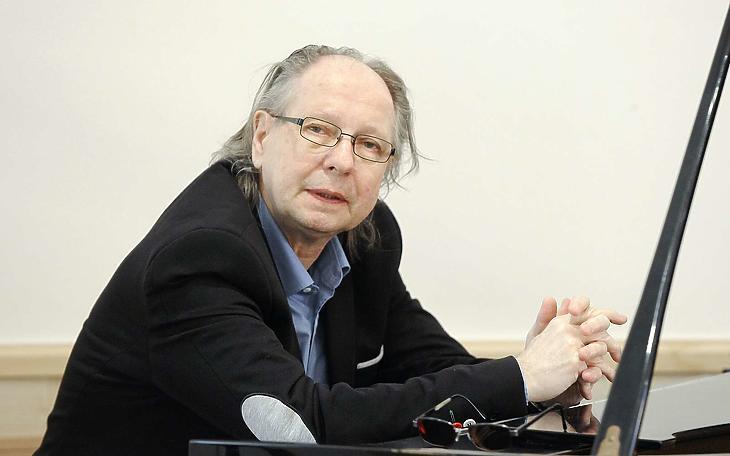Balázs Fecó (Fotó: Czimbal Gyula/MTI)