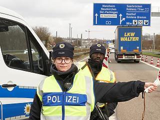 Németország is lezárja határai javát