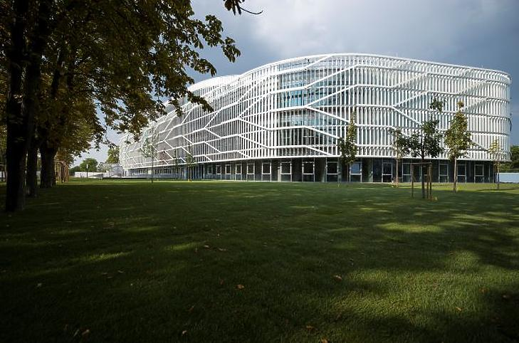 A Neumann János Egyetemhez 57 ingatlan kerül az alapítványi átalakulással. Fotó: N.J.Egyetem