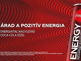 Energiaitalt dob piacra a Coca-Cola, elsőként Magyarországon és Spanyolországban lesz kapható